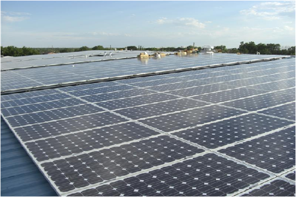 Commercial Solar PV project, New Mexico