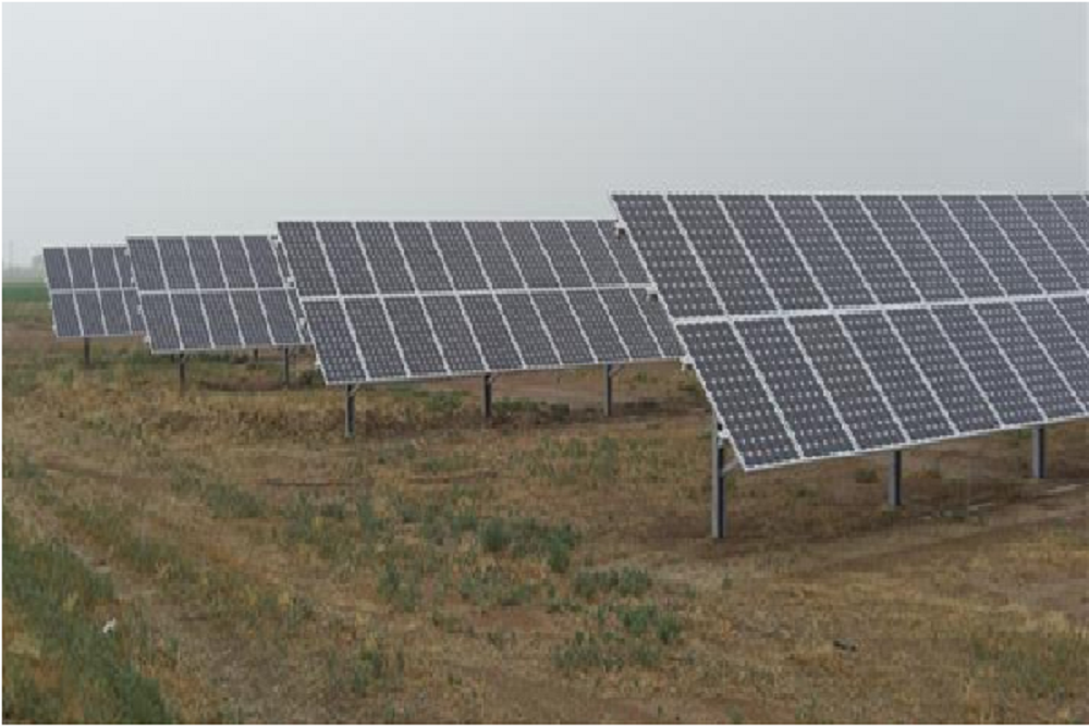 250 kW Commercial Ground Mount Solar PV Project, Texas